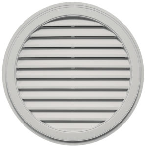 round wall vent