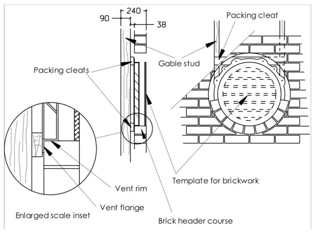 GableMaster Vent Installation Guide 2